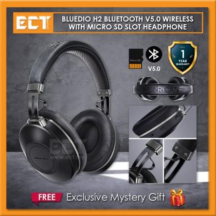 Bluedio H2 Bluetooth V5.0 Wireless with Micro SD Slot Headphone Headset