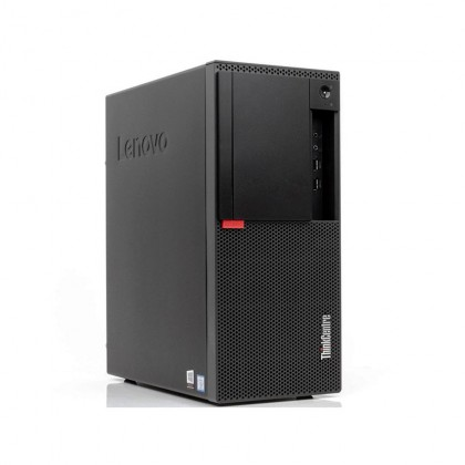 "(Refurbished) Lenovo ThinkCentre M910T Desktop (i5-6500 3.60GHz,500GB,8GB RAM,HD530,W10P) + LT2452P 24"" FHD Monitor"