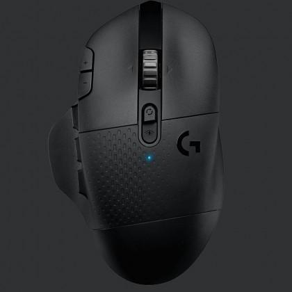 Logitech G604 Lightspeed Hero 16K Sensor Wireless Gaming Mouse