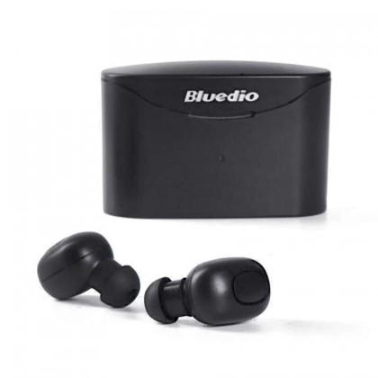 Bluedio T-ELF Wireless Bluetooth 5.0 Sports Mini Earbuds Headset with Charging Box